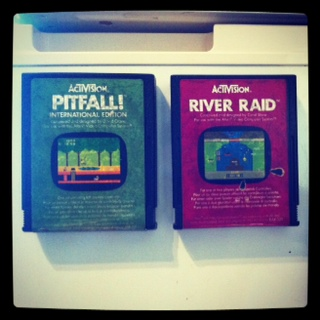 Atari 2600 Fridge Magnets